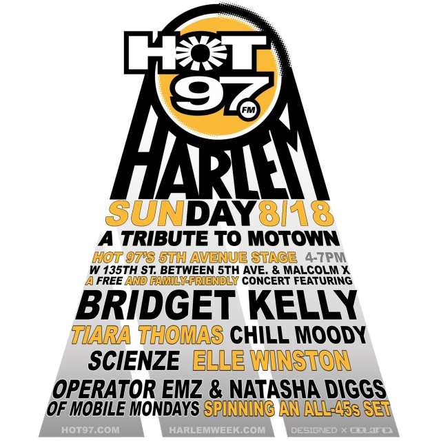 Harlem Day Hot 97 Stage Final