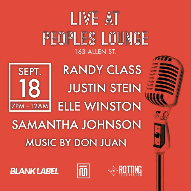 live at people's